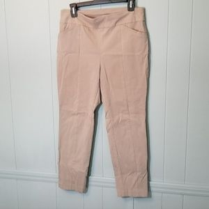 Chico's So Slimming stretch Ankle pants